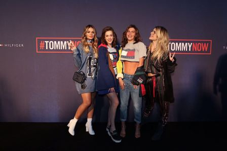 Thássia Naves, Sophia Abrahão, Mariana Goldfarb e Julia Faria_Foto Luiza Ferraz